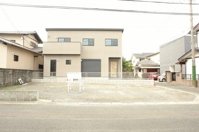 【外観】ビンテージナチュラルな家 那珂川市片縄2丁目新築建売