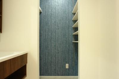 各部屋にはもちろんキッチンや水回りスペースにも大容量の収納スペースを確保しています。適材適所にモノを収納することで部屋を有効に使うことができ、暮らしやすい住まいを実現できます。
