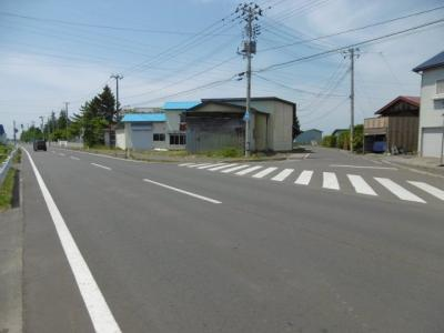 【外観】黒石市小屋敷土地