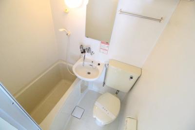 【浴室】ハイライフ上沢Ⅶ