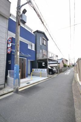 【前面道路含む現地写真】堺市東区日置荘北町 新築戸建