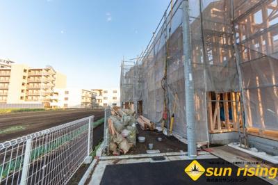 【外観】立川市砂川町8丁目 新築一戸建 全11棟 1号棟