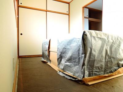 【寝室】西町ロイヤルマンション