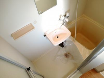 【浴室】西町ロイヤルマンション