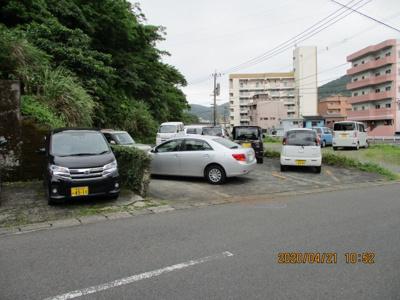 【前面道路含む現地写真】小浜売地