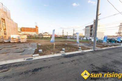 【外観】立川市砂川町8丁目 新築一戸建 全11棟 9号棟