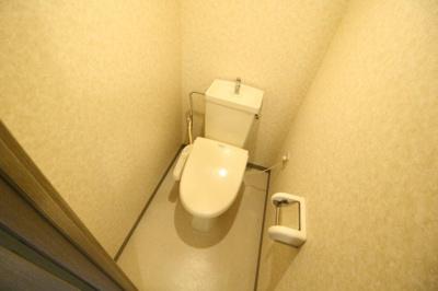 【トイレ】ドミール神戸