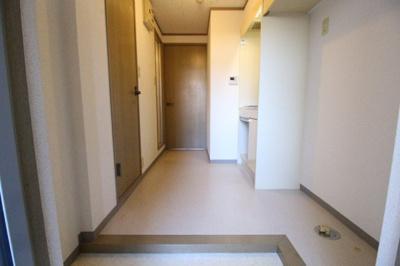 【玄関】ドミール神戸