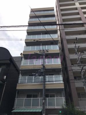 【外観】プリモパッソ谷町九丁目