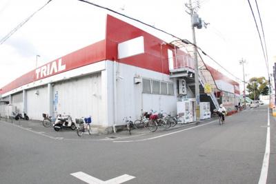 近くのスーパーマーケット