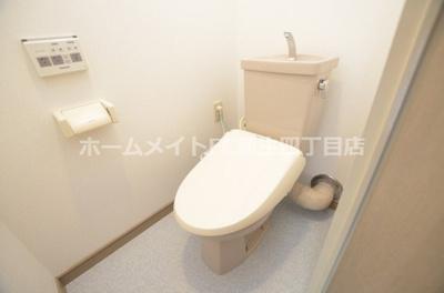【トイレ】ノルデンハイム今福