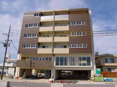 【外観】M's Building(エムズ ビルディング)