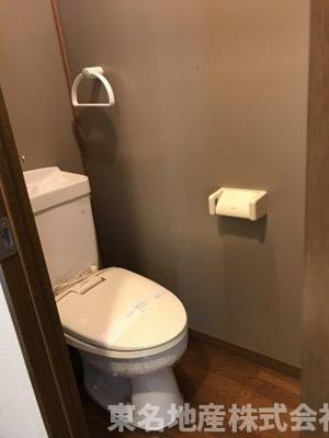 【トイレ】サンドミール