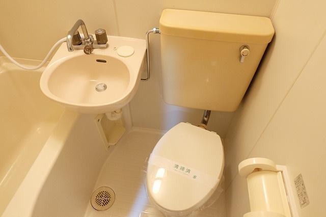 【洗面所】シルフィードアキシマ