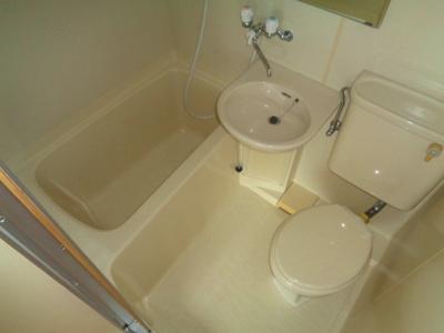 【浴室】ハイツムラタ今川