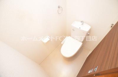 【トイレ】ウインズコート今福西