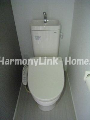 Partire Nakanoの落ち着いたトイレです☆