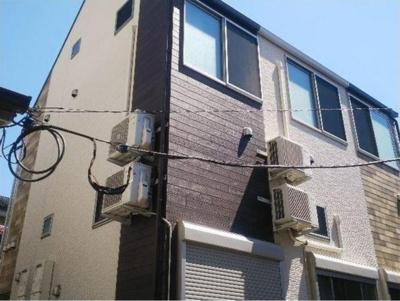 Partire Nakanoの建物外観を気になさる方へ、見た目の良い物件です☆