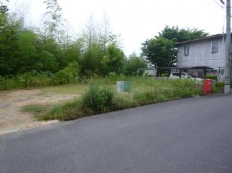 【外観】湖南市北山台3丁目 売土地