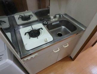【キッチン】グレイスコート幡ヶ谷