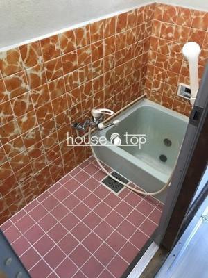 【浴室】上田中町テラスハウス