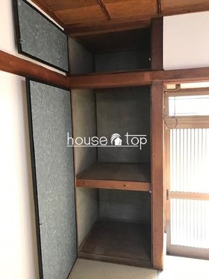 【収納】上田中町テラスハウス