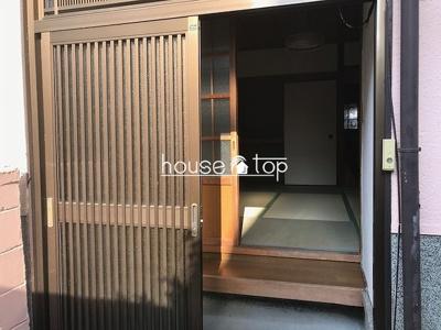 【玄関】上田中町テラスハウス