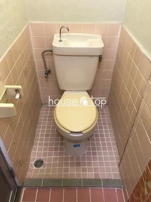 【トイレ】上田中町テラスハウス