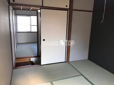 【和室】上田中町テラスハウス