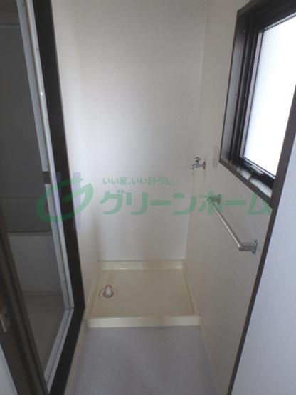 【洗面所】コンフォート真田山