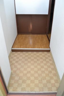 佐藤マンション 玄関スペース