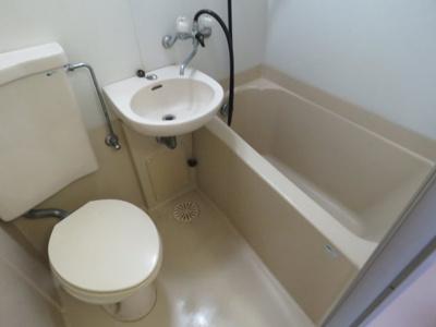 【浴室】アクティ香露園