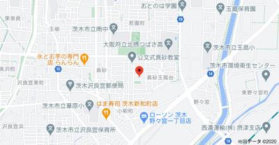 【地図】※ロイヤルアネックス