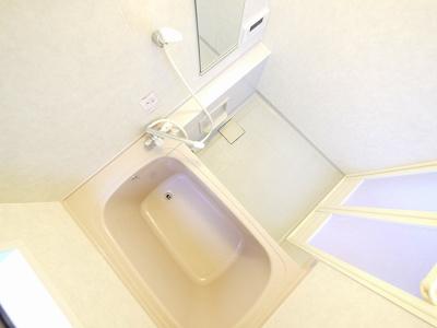 【浴室】ハイツ久Ⅰ
