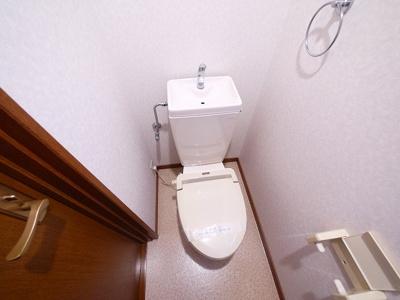 【トイレ】ハイツ久Ⅰ