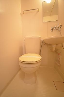 【トイレ】クレインリバーサイド