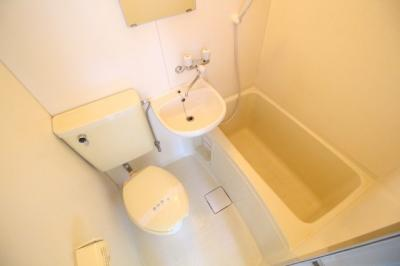 【浴室】西川ハイツ