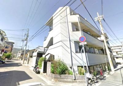 【外観】宮町アパートメント