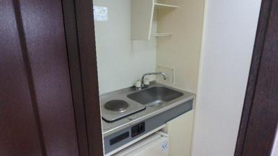 【キッチン】宮町アパートメント