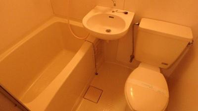 【浴室】宮町アパートメント