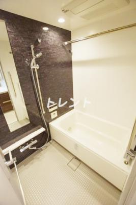 【浴室】プライマルシティ神楽坂【PRIMAL CITY神楽坂】