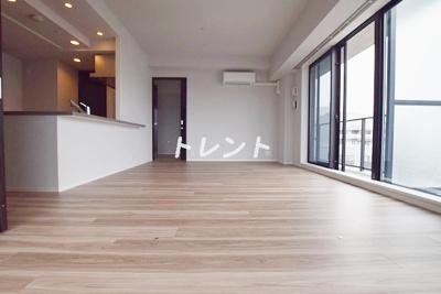 【居間・リビング】プライマルシティ神楽坂【PRIMAL CITY神楽坂】