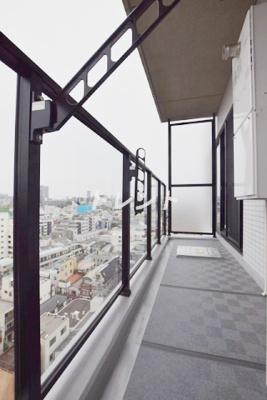 【バルコニー】プライマルシティ神楽坂【PRIMAL CITY神楽坂】