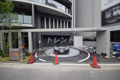 【駐車場】プライマルシティ神楽坂【PRIMAL CITY神楽坂】