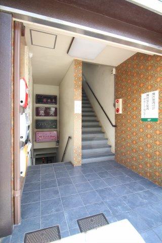【エントランス】第3六甲センタービル