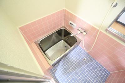 【浴室】上池田貸家