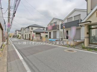 西東京市ひばりが丘第5 全2棟 1号棟