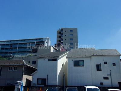 シャトー西新宿の眺望☆