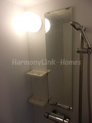 シャトー西新宿の落ち着いた空間のシャワールームです☆