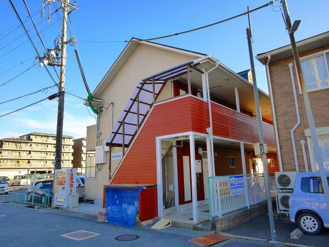 【外観】新大宮タカハシ荘